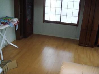 畳からフローリングへのイメージ
